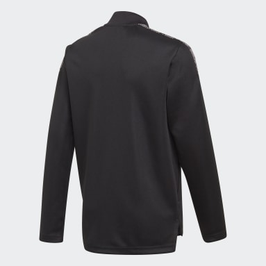 Youth 8-16 Years Football Black Condivo 21 Primeblue Track Top