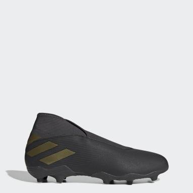 Football Black Nemeziz 19.3 Firm Ground Boots