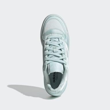 Women Originals Green Forum Bold Shoes