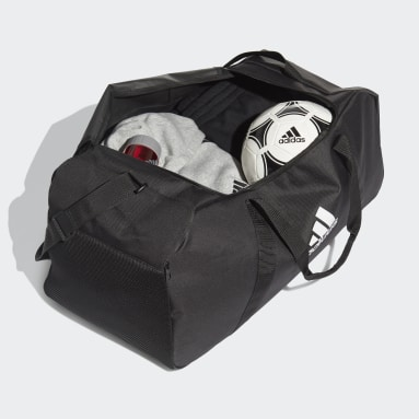 Tiro Primegreen duffelbag, stor Svart