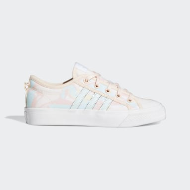 Youth Originals Pink Nizza Shoes