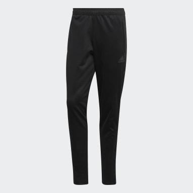 Pants TAN Heavy Club Negro Hombre Fútbol