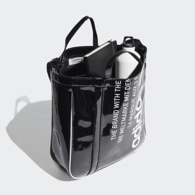 Originals Black Vintage Airliner Luxe Shopper Bag