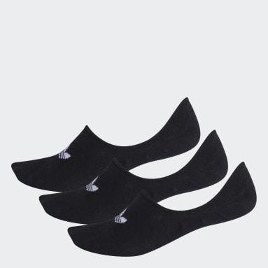 Calcetines Invisibles 3 Pares (UNISEX) Negro Originals