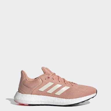 Women Running Pink Pureboost 21 Shoes
