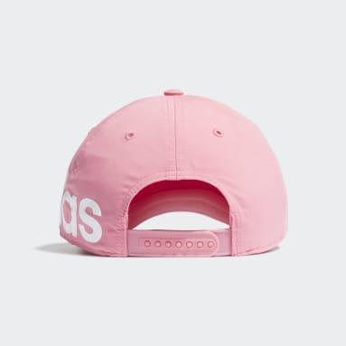 Boné Baseball Bold (UNISSEX) Rosa Training