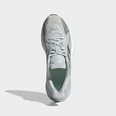 Tenis X9000L3 HEAT.RDY Azul Mujer Running