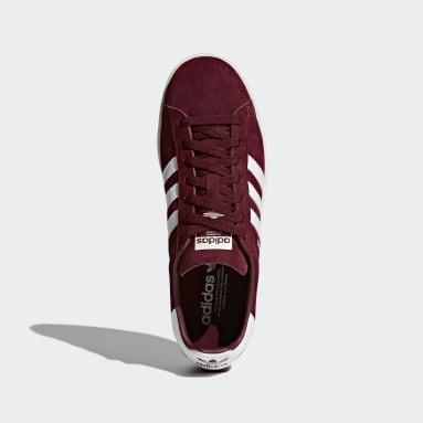 Originals Burgundy Campus Shoes