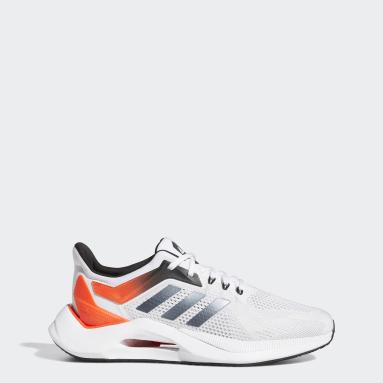 Erkek Koşu Beyaz Alphatorsion 2.0 Ayakkabı