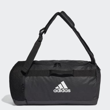Volleyball Black 4ATHLTS ID Duffel Bag Small