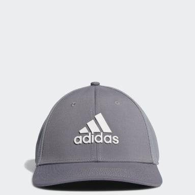 Men Golf Grey Tour Hat