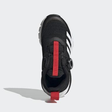 Kids Gym & Training Black ActiveFlex BOA Shoes