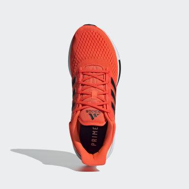 Zapatilla EQ21 Run Naranja Running