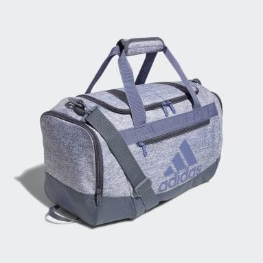 Training Grey Defender Duffel Bag Small