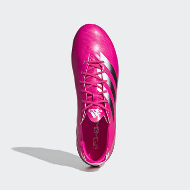 Football Pink Gamemode Firm Ground Boots
