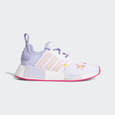 Youth Originals White NMD_R1 Monsters, Inc. Shoes