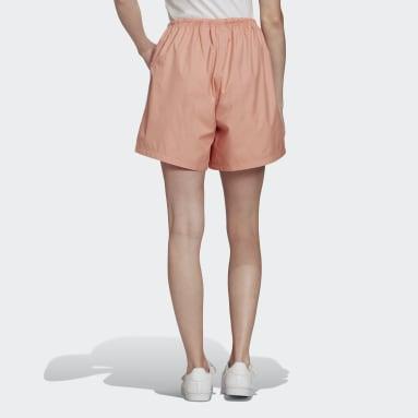 Pantalón corto Adicolor Classics Ripstop Rosa Mujer Originals