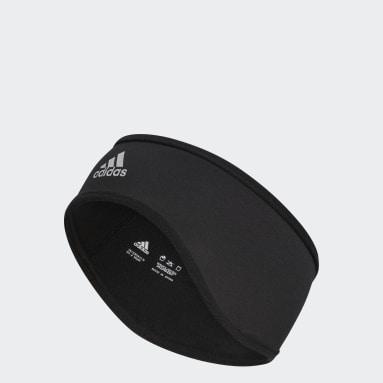 Trail Running Black Alphaskin Headband