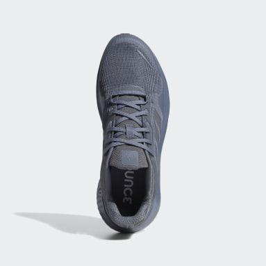 Chaussure Alphatorsion Gris Hommes Running