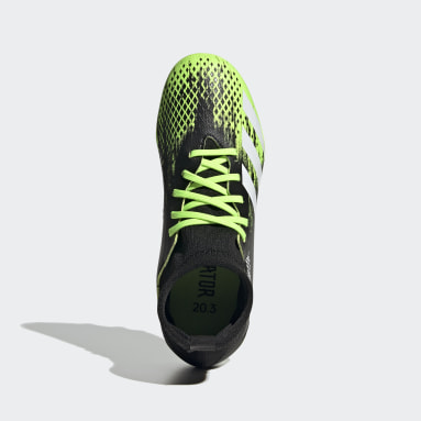Barn Fotboll Grön Predator Mutator 20.3 Multi-Ground Boots