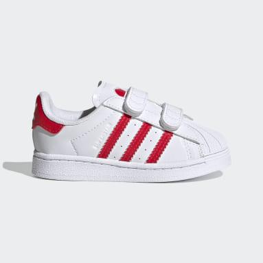 Παιδιά Originals Λευκό Superstar Shoes