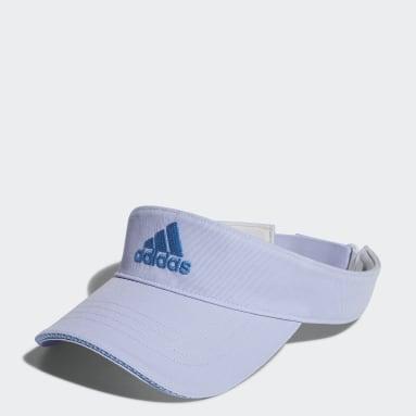 Nữ Đánh Gôn Mũ Nửa Đầu Vải Twill Badge of Sport