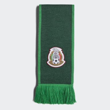 Bufanda Mexico Home Verde Fútbol
