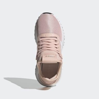 Kids Originals Pink U_Path X Shoes