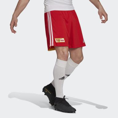 Pantalón corto primera equipación 1. FC Union Berlin 21/22 Rojo Fútbol
