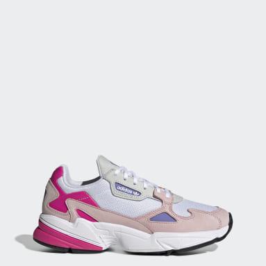 Women's Originals White Falcon Shoes