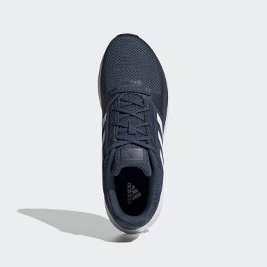 Zapatillas Run Falcon 2.0 Azul Hombre Running
