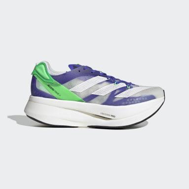 Chaussure Adizero Prime X Blanc Hommes Running