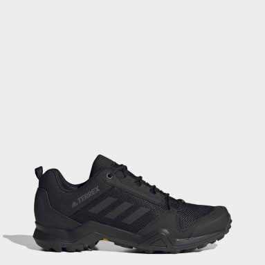 Men TERREX Black Terrex AX3 Hiking Shoes