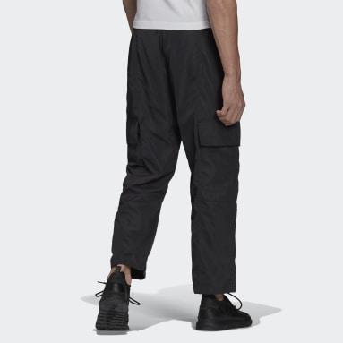 Men Originals Black Adicolor Cargo Pants