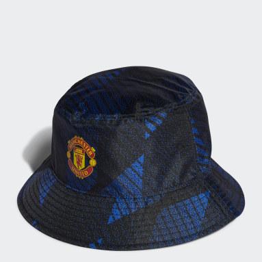 Football Blue Manchester United Bucket Hat
