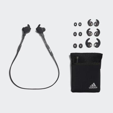 Hiking Black FWD-01 Sport In-Ear Headphones