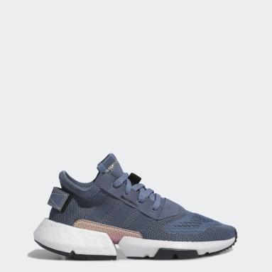 เด็ก Originals สีน้ำเงิน รองเท้า POD-S3.1