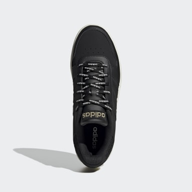 Erkek Sport Inspired Siyah Hoops 2.0 Ayakkabı
