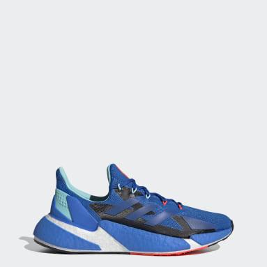 синий Кроссовки для бега X9000L4