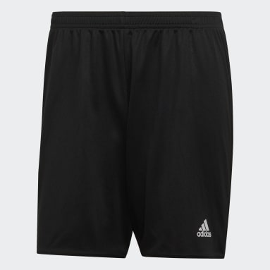 Men Football Black Estro 19 Shorts
