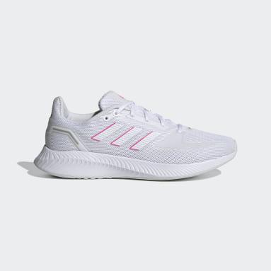 Women's Running White Runfalcon 2.0 Shoes