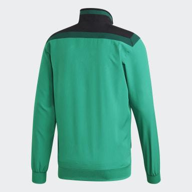 Men Gym & Training Green Tiro 19 Presentation Jacket