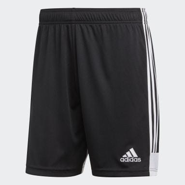 Men's Soccer Black Tastigo 19 Shorts