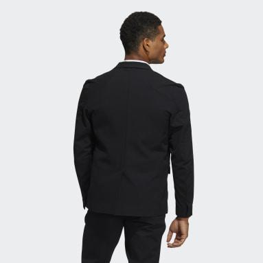 Men Golf Black Go-To Primegreen Tailored Jacket