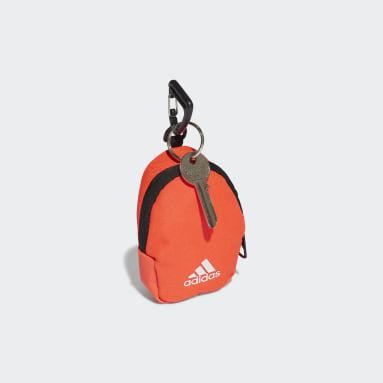 เทรนนิง สีส้ม กระเป๋าดัฟเฟิลคลาสสิกขนาดจิ๋ว