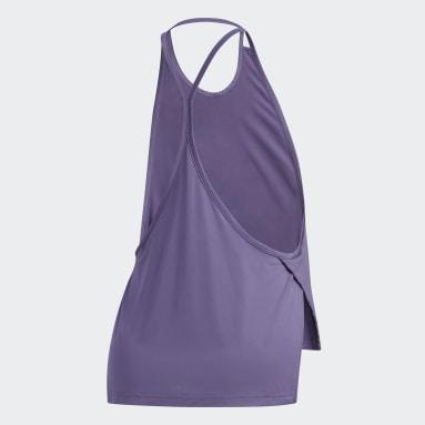 Kvinder Fitness Og Træning Lilla W WMN TK