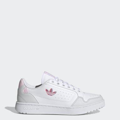 Frauen Originals NY 90 Schuh Weiß