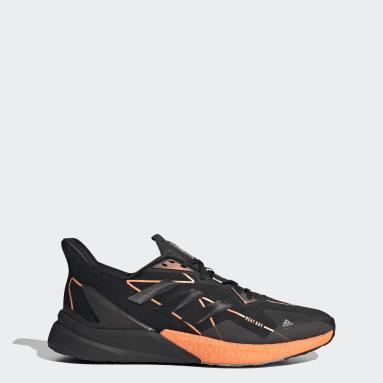 Men Running Black X9000L3 HEAT.RDY Shoes