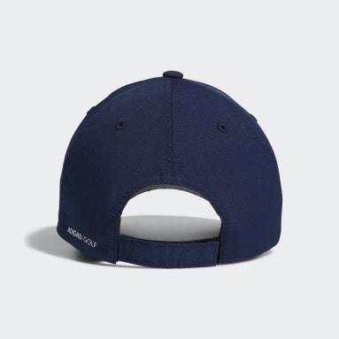 Boys Golf Blue Performance Cap