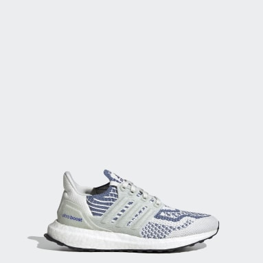 Chaussure Ultraboost 5.0 DNA Primeblue blanc Adolescents Course